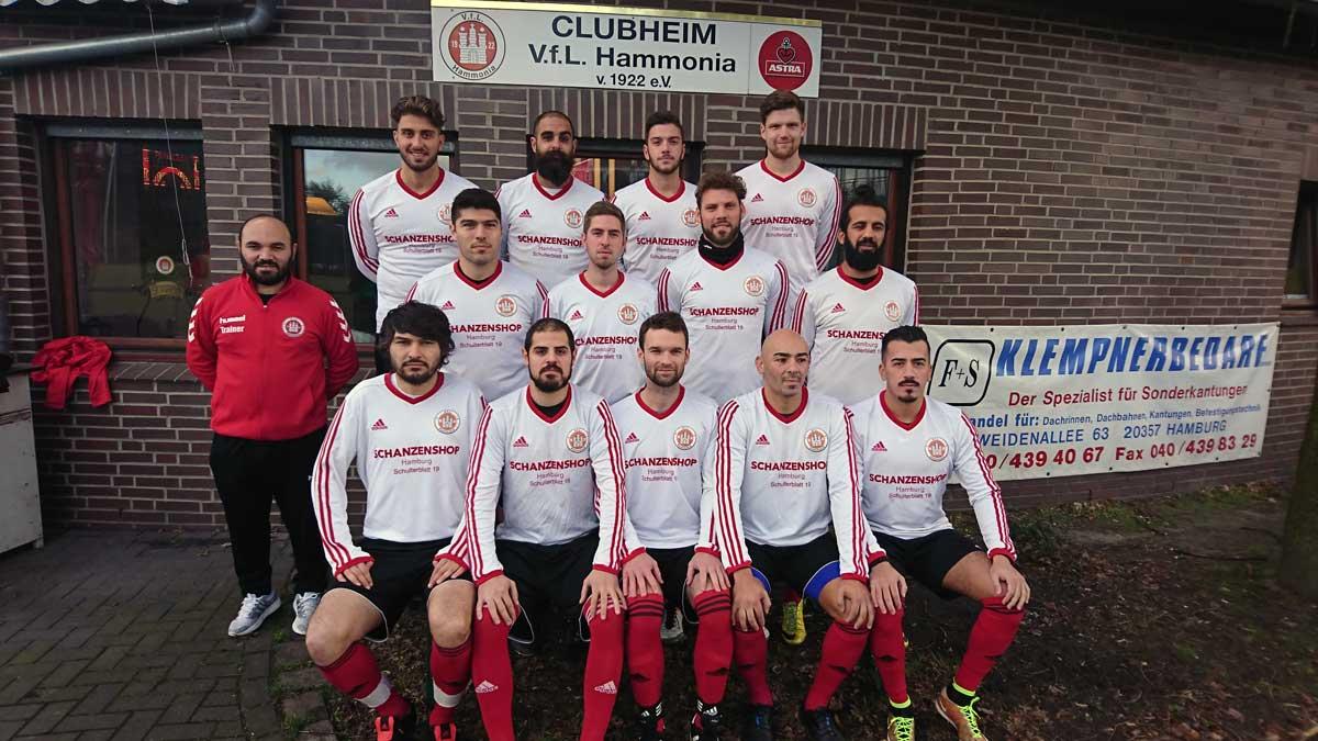 VFL Hammonia – 2. Herren 2017/2018